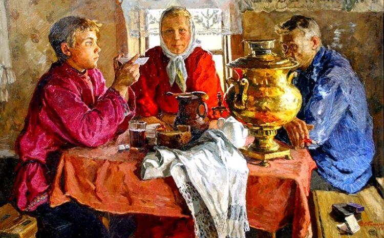 Samovar – La tradición del té ruso